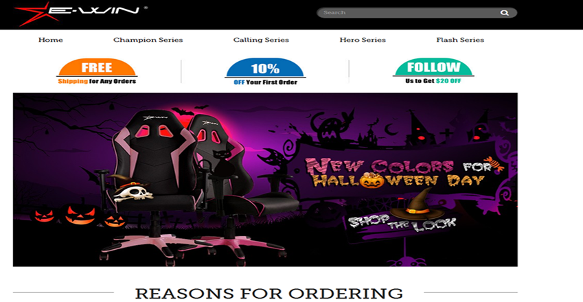 ewinracing-gaming-chair-website
